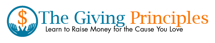 The Giving Principles Learn to Raise Money for the Cause You Love